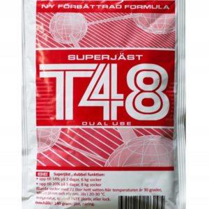 Drożdże gorzelnicze Drożdże T48 TURBO