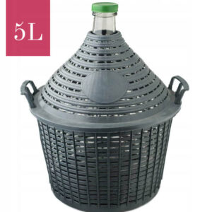 Balon winiarski 5l Bimberek.pl