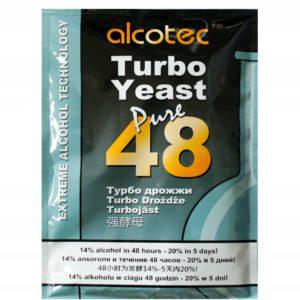 Drożdże gorzelnicze Alcotec 48 Turbo Pure