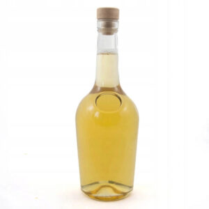 stylowa butelka na korek bimberek