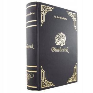 Książka na alkohol na prezent BIMBEREK