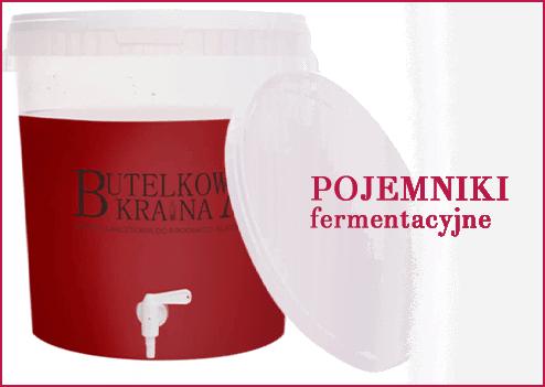 Pojemniki fermentacyjne