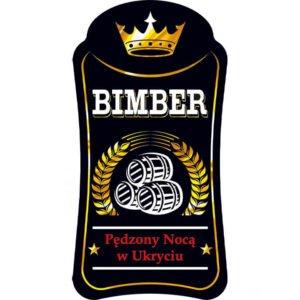 Etykieta-Bimber