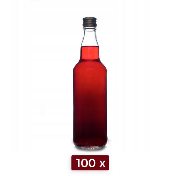 Butelka Monopol 500ml zestaaw 100