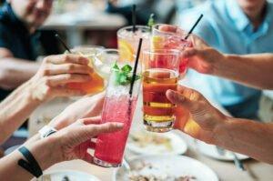 Zaprawka do alkoholu